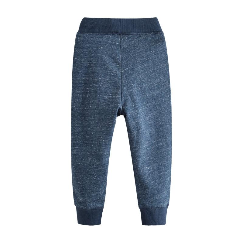 SAILEROAD Soild Boy Long Pants for Kids Sweaterpants Autumn Children Sport Trousers Cotton Girls Pockets for Child Clothes 2