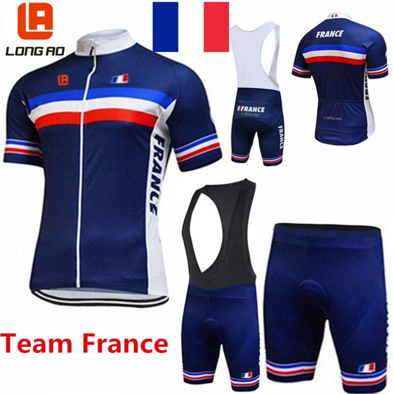 uk availability 2ea9e 41ee9 New 2015 Long Ao Short Sleeve Cycling Tops Blue National ...