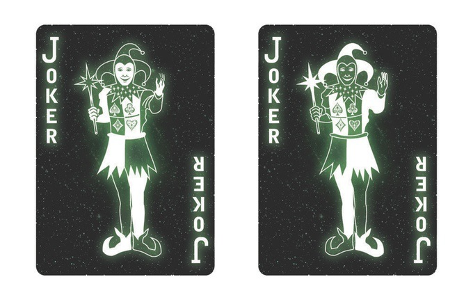 1pcs Bicycle Starlight Blackhole Deck Magic Cards Playing Card Poker - Juguetes clásicos - foto 6