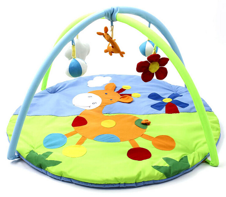 baby play mat educational toys gift Infant gym blanket ...