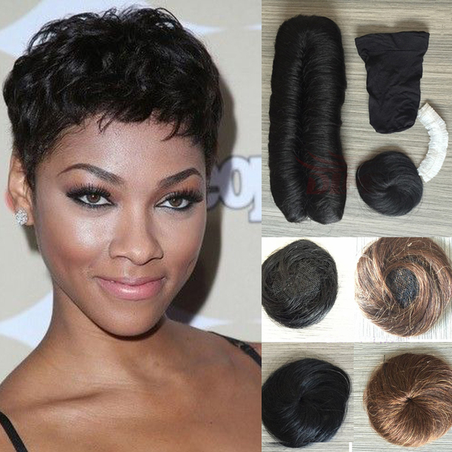 7a Grade Malaysian Virgin Hair Weave Short Pixie Hair Cut 27 Pieces