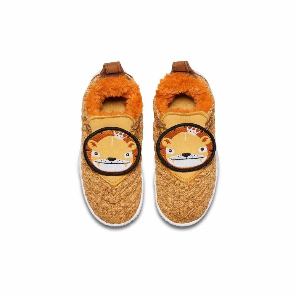 660c86a5f0d5 ... NIKE LEBRON XVI LB (TD) New Arrival cute tiger Winter Warm Sneakers For  Kids ...