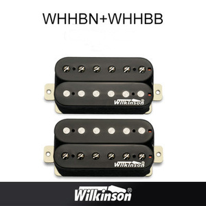 Image 4 - Guitar Pickups Original Wilkinson Alnico V Humbucker Pickups, Single coil Pickups ,Metal rock Pickups Made in Korea