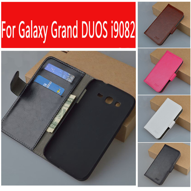 Wallet Case For Samsung Galaxy Grand Neo Plus I9060i I9060 GT gt-I9060i Cover For Samsung i9082 GT-i9082 i9080 Case Phone Cover