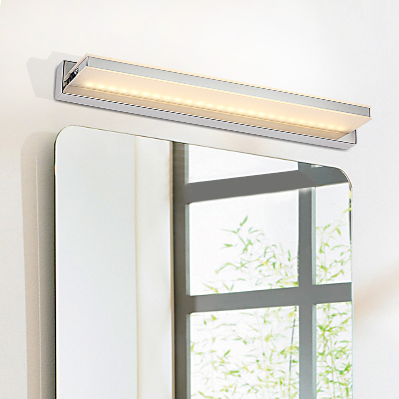 Led Bathroom Wall Lights Nz aliexpress : buy 24w 110cm long led bar lights stainless steel