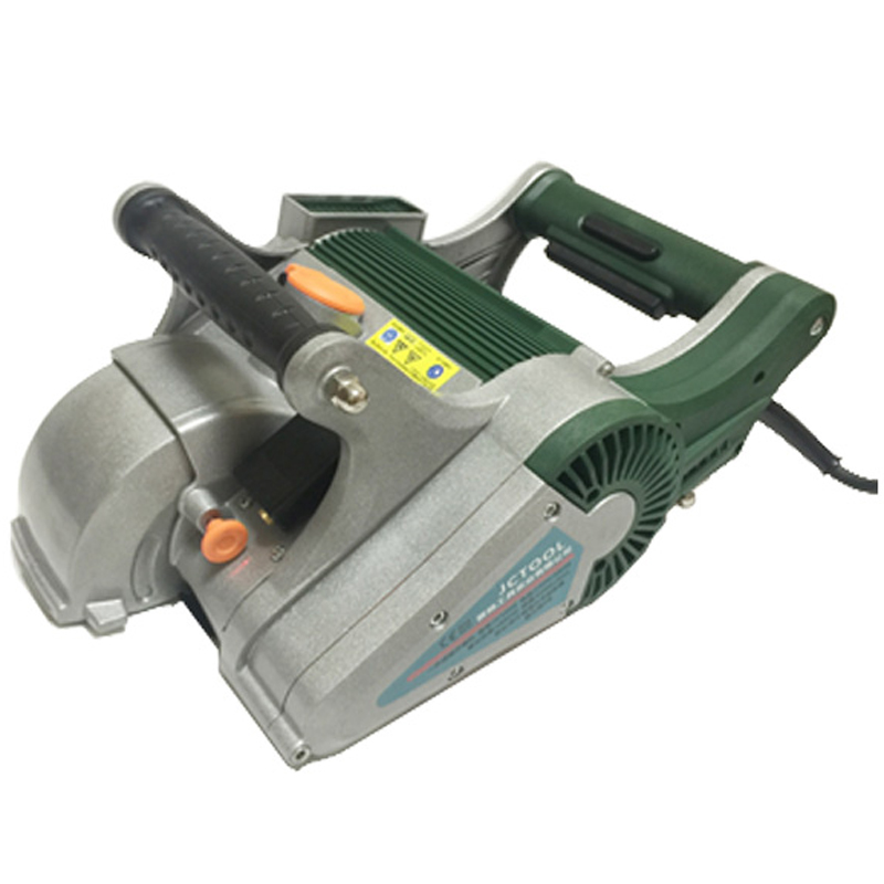 4800W wall slotting cutting groove machine with Laser alignment safety protection no tax cw6121 multifunction wall groove cutting machine wall groove machine wall chaser machine for brick