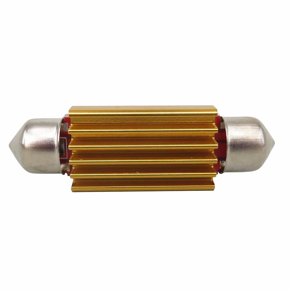 WLJH 4x Canbus Xəta Xeyr Polarite 31mm 36mm 39mm 41mm Led 3030 Chip - Avtomobil işıqları - Fotoqrafiya 3