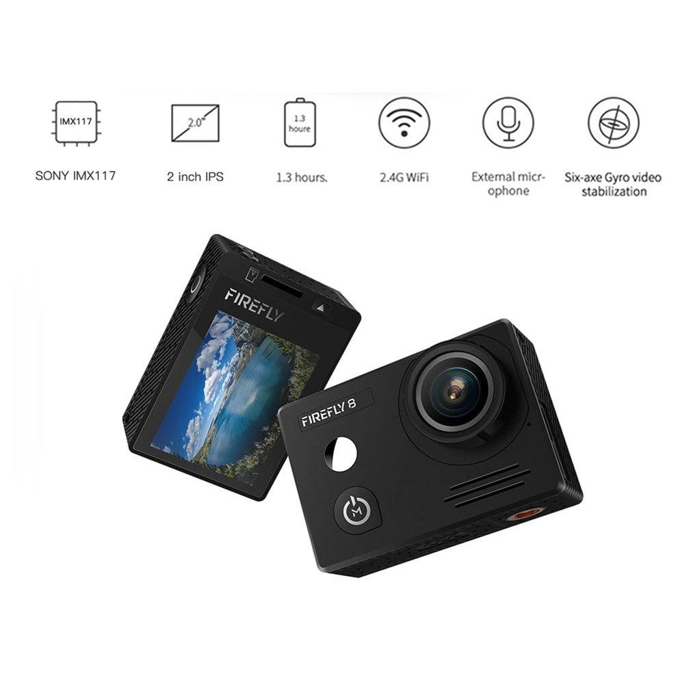 Hawkeye Firefly 8 S 4 K 170 Grad Super Ansicht Bluetooth WiFi Kamera HD FPV Sport Action Kamera Cam für Fotografie RC Drohnen Modell - 6