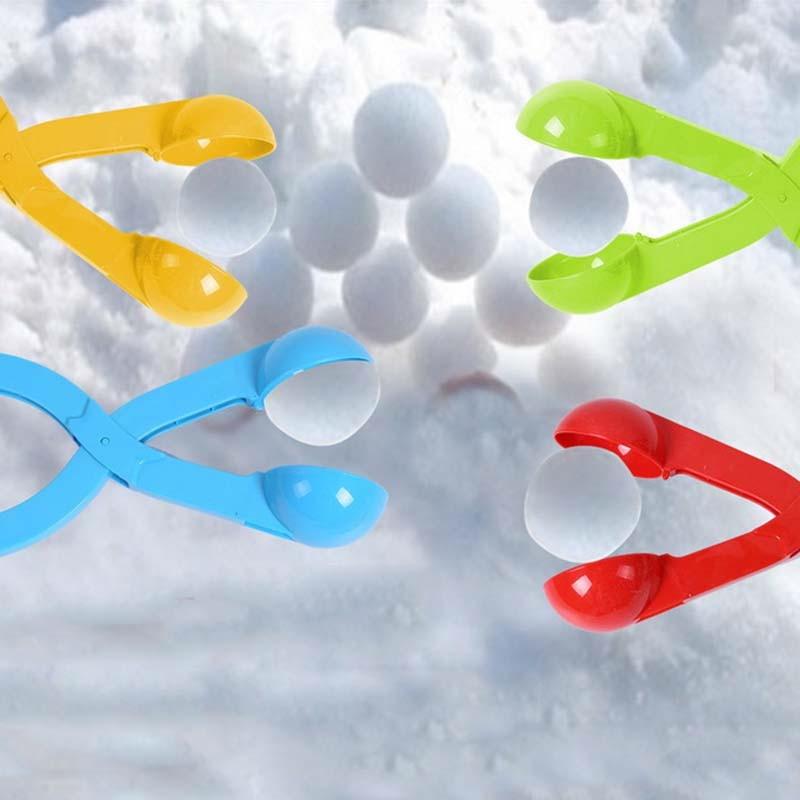 1 шт. 36 см зимние мяч игрушка чайник Sand формы дети легкий компактный Scoop снежки спорта на открытом воздухе игры Игрушечные лошадки ...