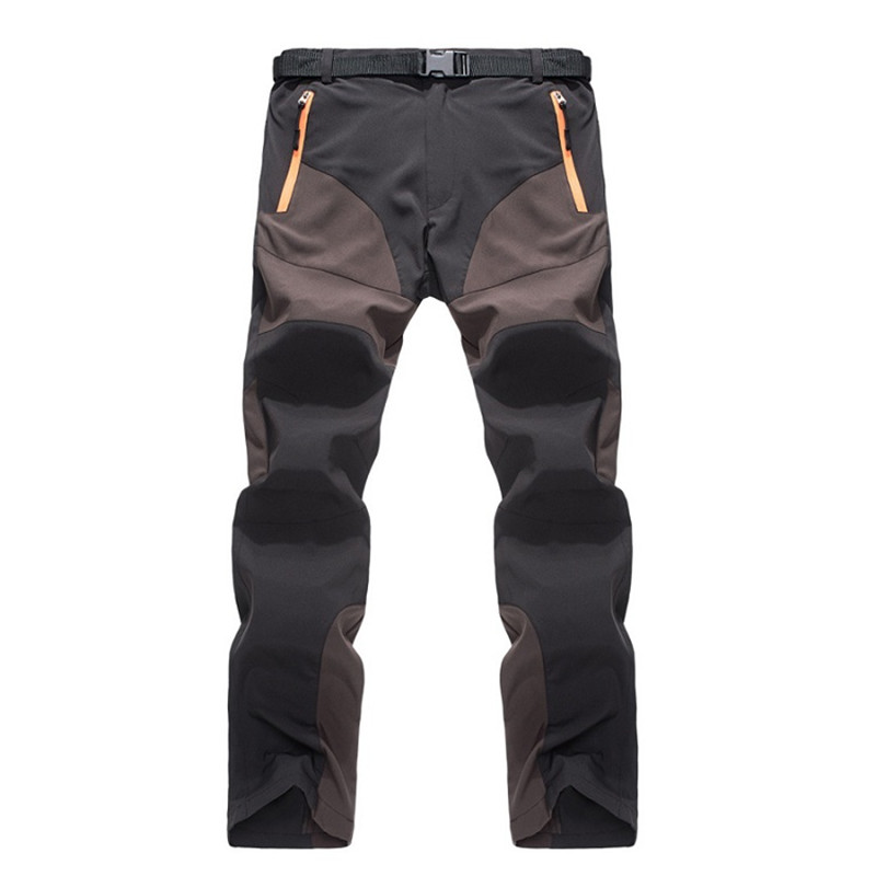 Stretch Waterproof Casual Pants Men Quick Dry Cargo Military Tactical Long Trousers Sweatpants Male Breathable Work Pants S-3XL