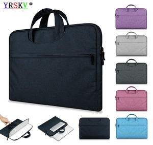 "Image 1 - New Portable laptop YRSKV Case For Apple macbook Air,Pro,Retina,11.6""12""13.3""15.4 inch and Other laptop size 14""15.6 inch Bags"