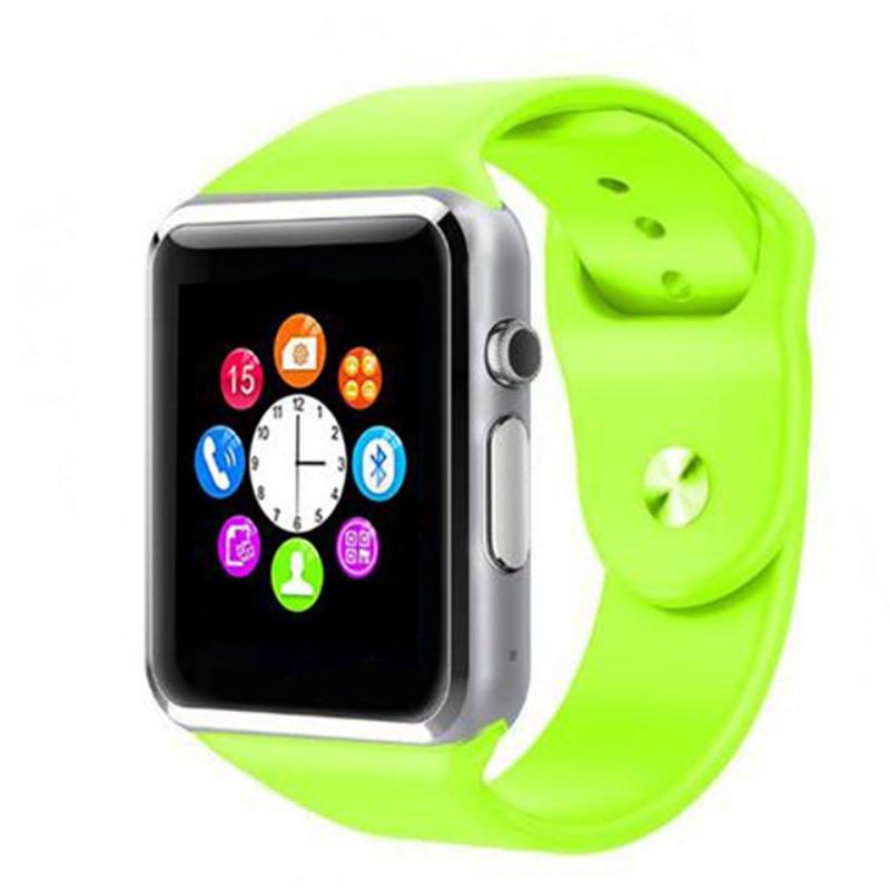 A1 moda mężczyźni i kobiety inteligentny zegarek urządzenie do - Męskie zegarki - Zdjęcie 6