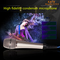 Shinco  high sensitive capacitor microphone D5-1 k song YY voice recording karaoke microphone cable free shipping