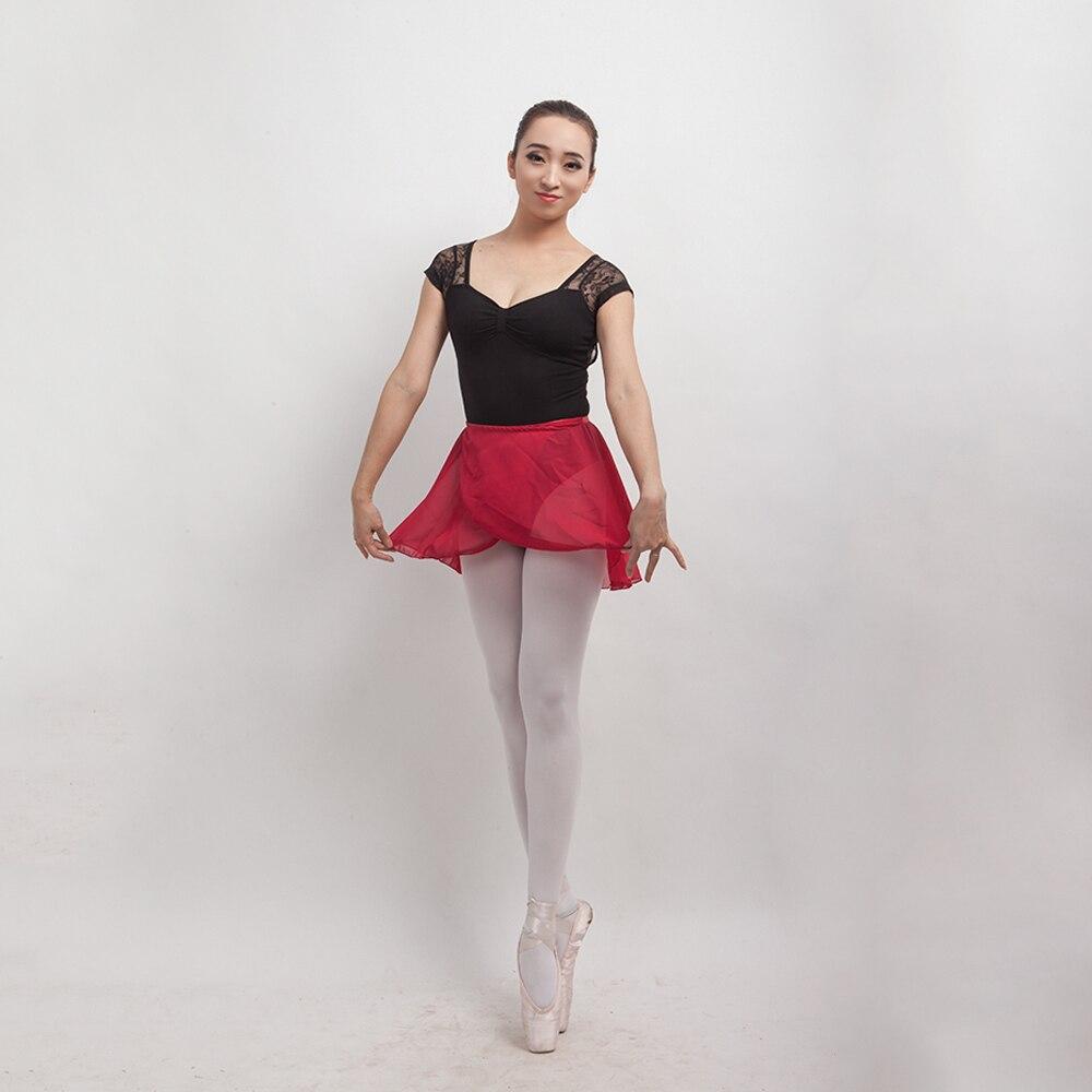 Ballet Dance Leotards Women 2018 New Black Short Sleeve Gymnastics Dancing  Wear Adult Ballet Cotton Leotard-in Ballet from Novelty   Special Use on ... 67b815539