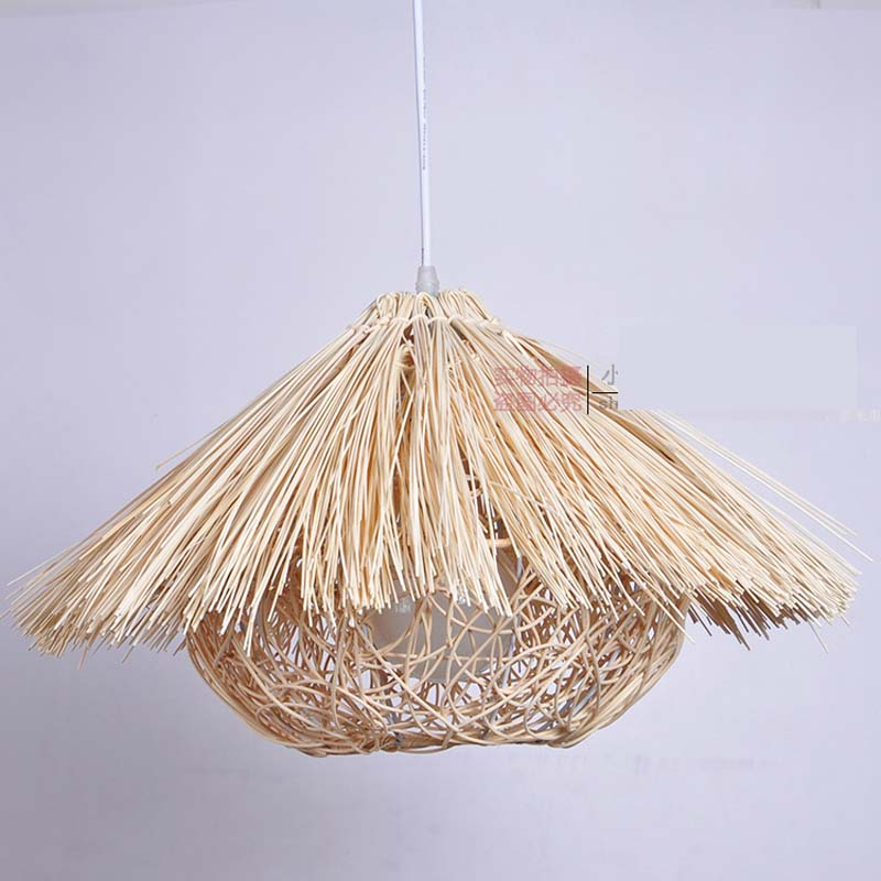 Bamboo Chinese garden rattan pendant light retro lamps simple creative dining room balcony pendant lamps Z zb22 lo10 bamboo pendant lights rural chinese garden bedroom living room dining study teahouse light creative retro pendant lamps za zb12