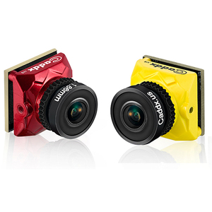 Image 3 - Caddx Ratel Baby/Ratel 1/1.8 Starlight HDR OSD 1200TVL NTSC/ PAL 16:9/4:3 Switchable 1.66mm/2.1mm Lens FPV Camera For RC Drone
