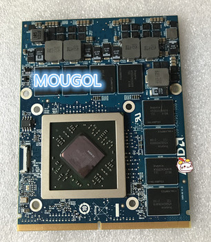 Tarjeta de vídeo VGA HD 7970M HD7970M 2G 216-0836036 MXM DDR5 09XVK3...