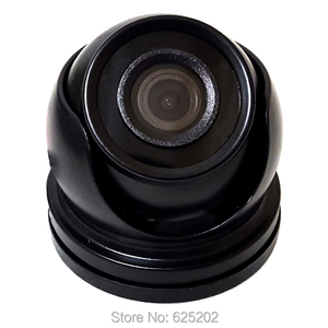 Security Economy Mini Indoor CMOS 1000TVL CCTV Camera with Metal Casing