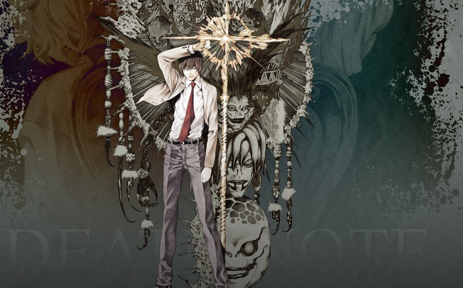 Death Note L Lawliet  Hot Anime Art Canvas Poster Print 12x18 24x36 inch