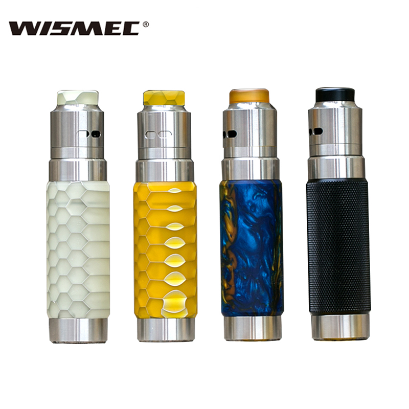 IN STOCK 100% Original Wismec Reuleaux Rx Machina Kit profile for 20700/18650 battery Mod box with Guillotine RDA atomizer vapeIN STOCK 100% Original Wismec Reuleaux Rx Machina Kit profile for 20700/18650 battery Mod box with Guillotine RDA atomizer vape
