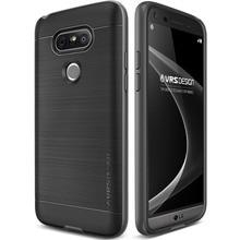 Original VERUS For LG G5 Case Luxury Drop Protect Hard Frame Brushed Metal Silicone Back Hybrid Slim Fit VRS Cover Cases