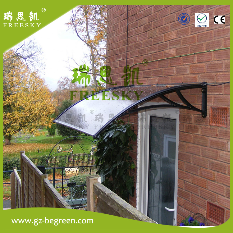 Yp80100 80x100cm 80x200cm 80x300cm door shelter balcony for Balcony canopy