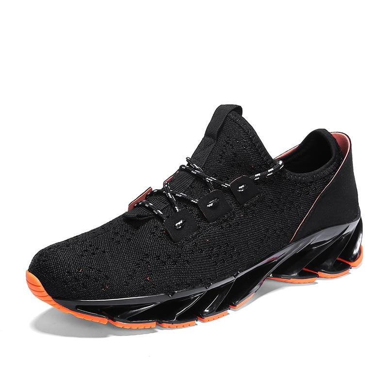 Genuíno le coq sportif novo casual de couro sintético sapatos esportivos masculinos respirável moda homem e mulher casal tênis corrida - 2