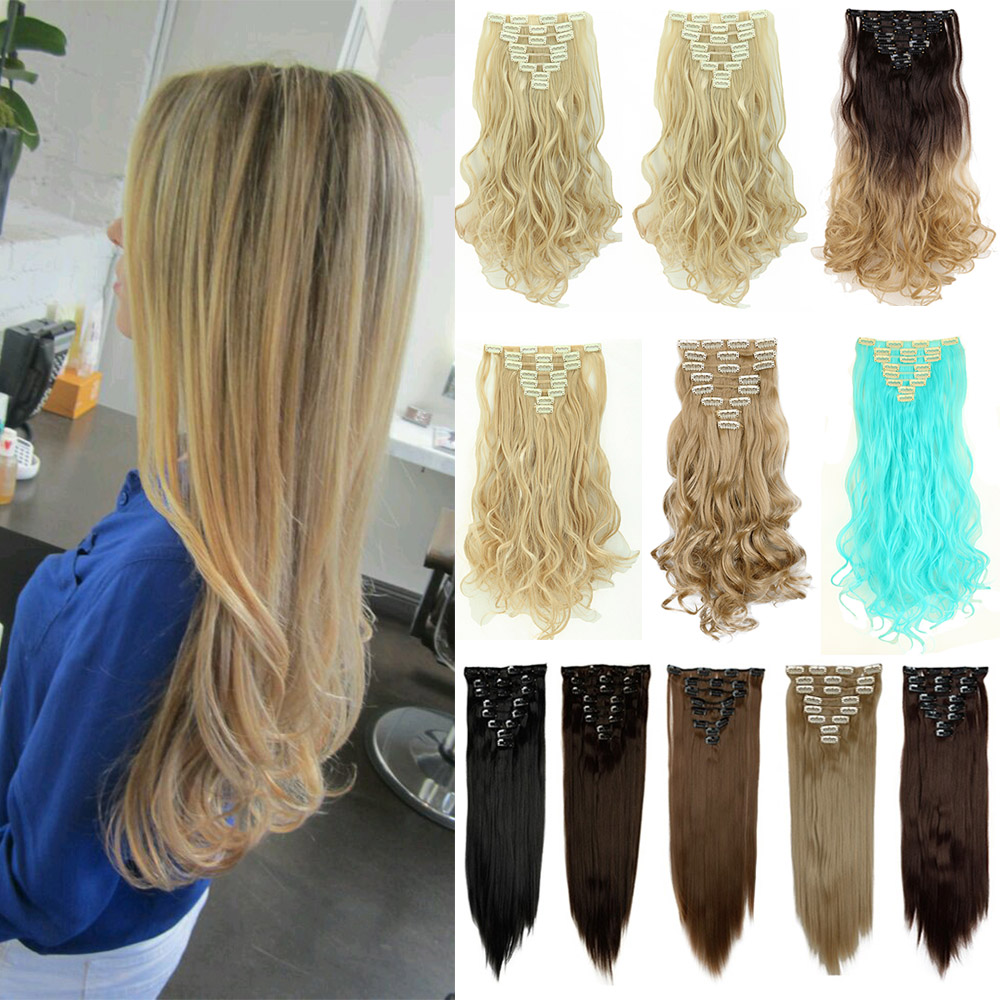 24 26 8pcs full head hair extensions blonde black brown omer dip 24 26 8pcs full head hair extensions blonde black brown omer dip dye hair piece 71 pcs hairpiece 100 natural synthetic hair on aliexpress alibaba pmusecretfo Gallery