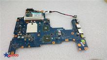 Original para TOSHIBA L675D K000103970 nalae LA-6053P LAPTOP MOTHERBOARD totalmente testado