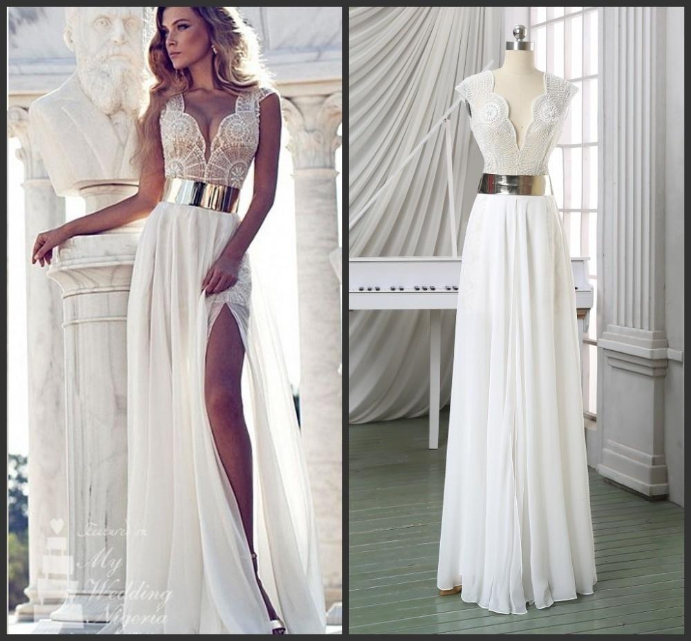 8b9ef3fc9f Vestidos blancos largos formales – Vestidos de noche