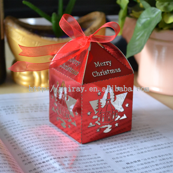 personalized novelty gifts wholesalepaper gift boxes christmas novelties 2017 in gift bags wrapping supplies from home garden on aliexpresscom - Decorative Christmas Gift Boxes