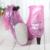 Novas Mulheres de Salto Alto À Prova D' Água Chovendo Shoecovers PVC Não-Deslizamento Sapato Cobre Galochas Tampa Da Sapata Da Chuva Engrossar Sola Enfermeira Médica