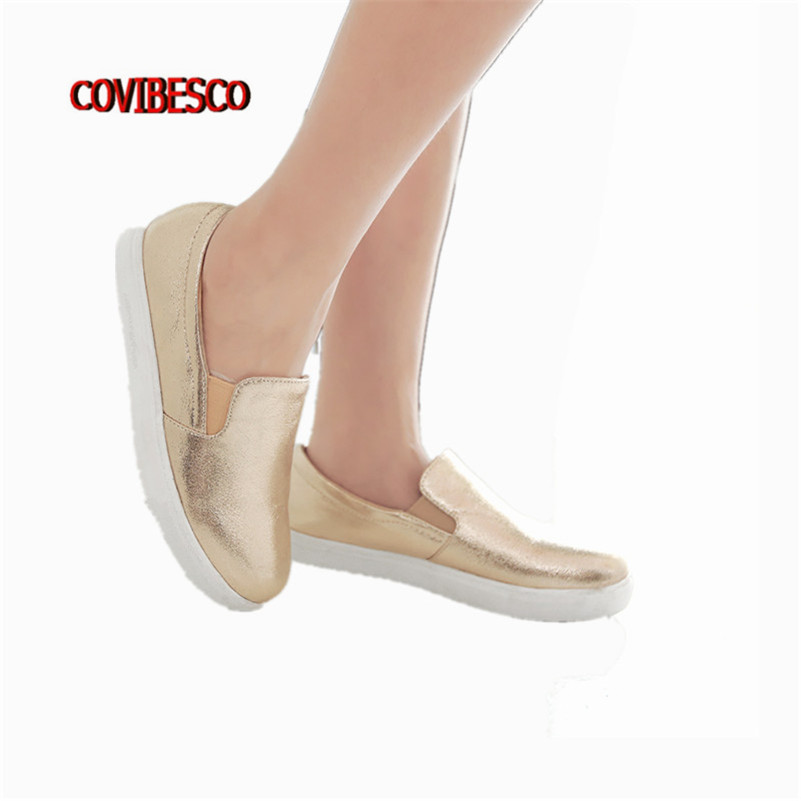 Large Size 34-43,2016 New Women Loafers Flat Shoes Slip on Soft Pu Leather Ladies Casual Shoes Woman Flats Four Season Shoes flat shoes women pu leather women s loafers 2016 spring summer new ladies shoes flats womens mocassin plus size jan6