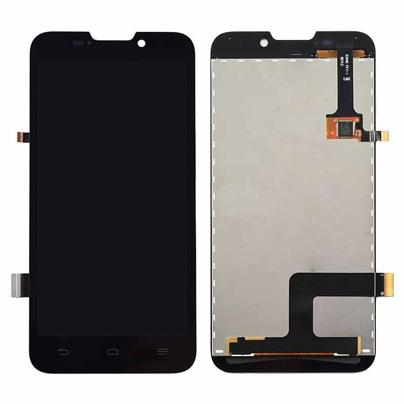 NEW LCD Display + Touch Screen Digitizer Assembly Replacements FOR ZTE Grand X Quad V987 Free shipping