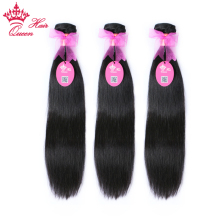 Brazilian Straight Hair Weave Bundle Deal 100% Human Hair Extensions 3pcs/lot Natural Color Remy Hair Bundles Queen Hair Product
