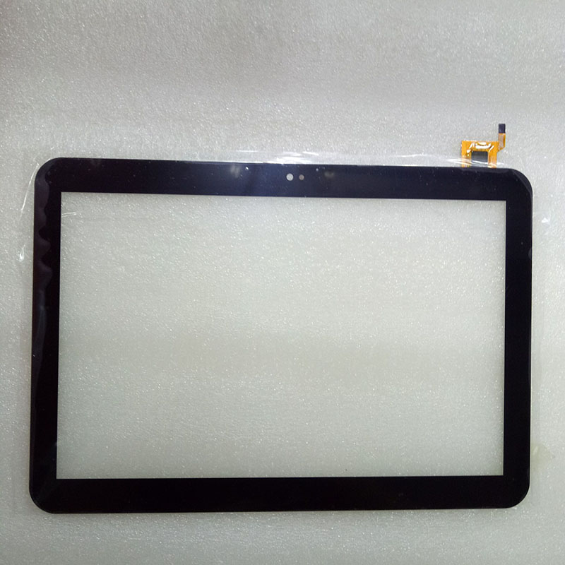 Free shipping new 10.1inch touch screen panel digitizer outer glass sensor replacement parts for F-WGJ10162-V2 homemade tablet f wgj97104 v2 touch screen panel digitizer glass sensor replacement noting size and color