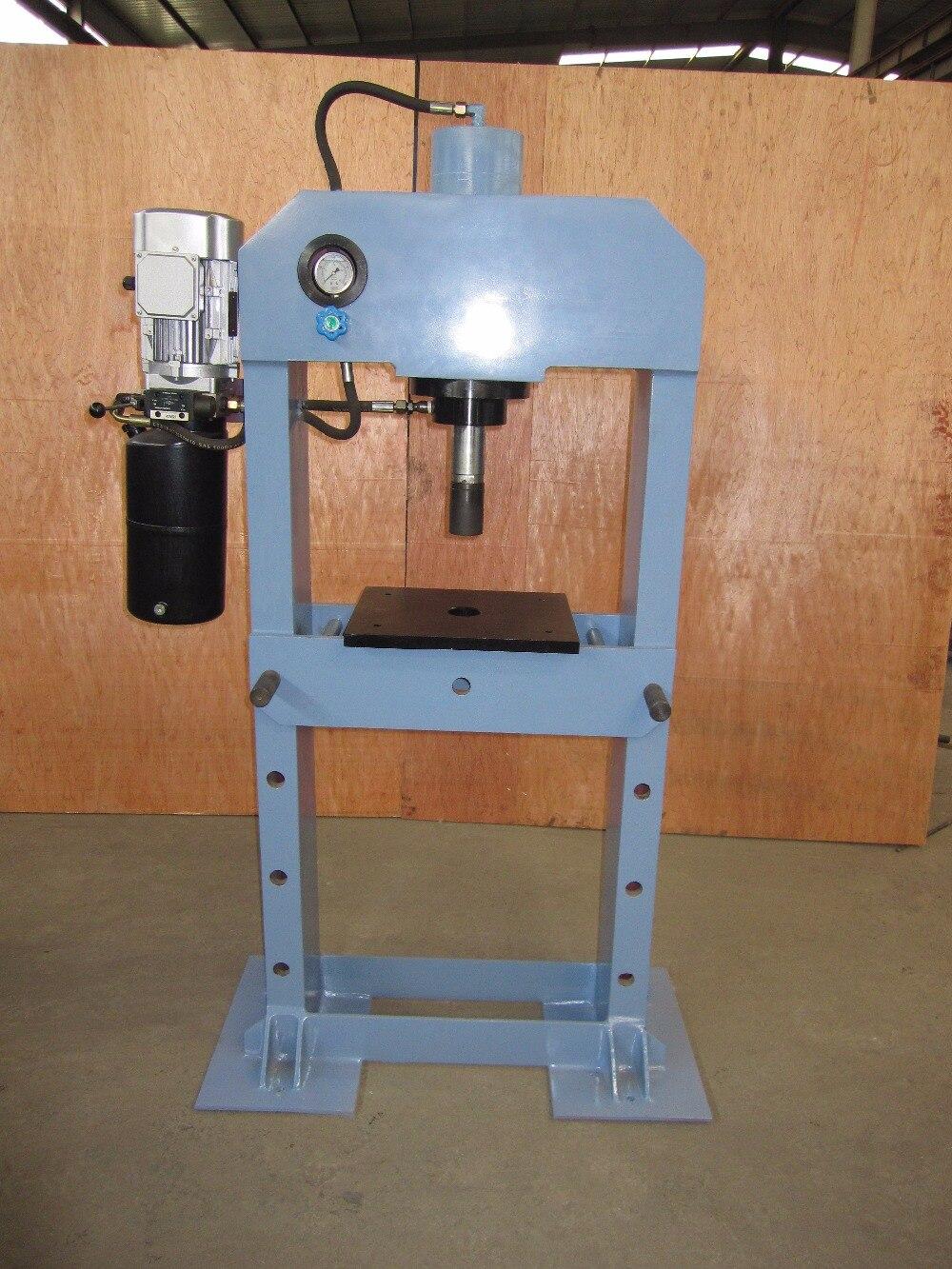 YJL 30 electric hydraulic press machine shop machinery tools