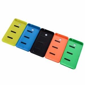 Image 4 - עבור Nokia Lumia 630 635 RM 977 RM 978 LCD תצוגת מסך מגע Digitizer + סוללה כיסוי אחורי עם כוח נפח כפתורים