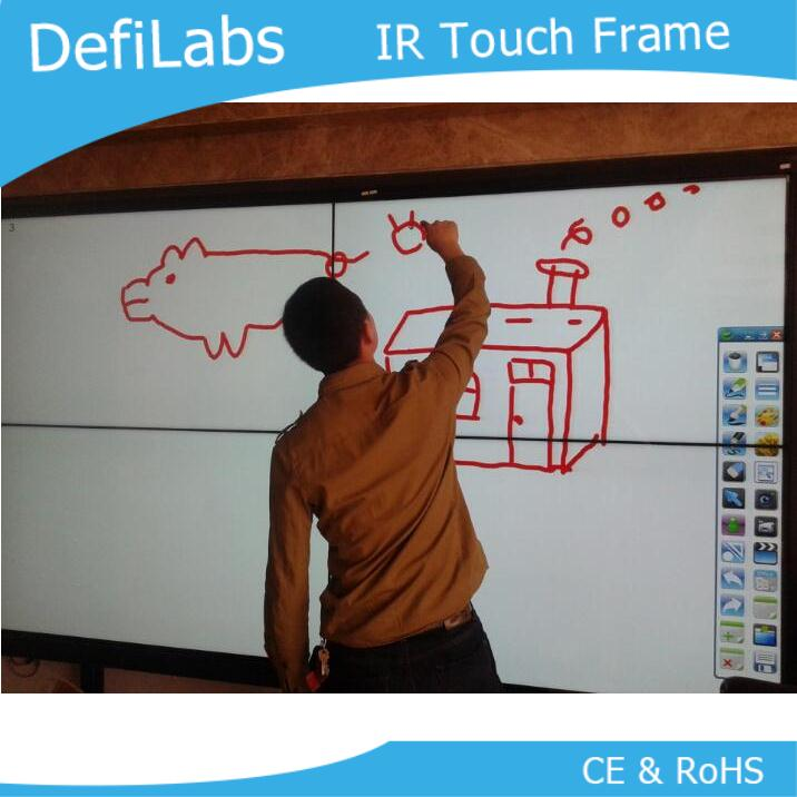 DefiLabs 2 punkte 40 Zoll High Definition Touchscreen monitor/IR ...