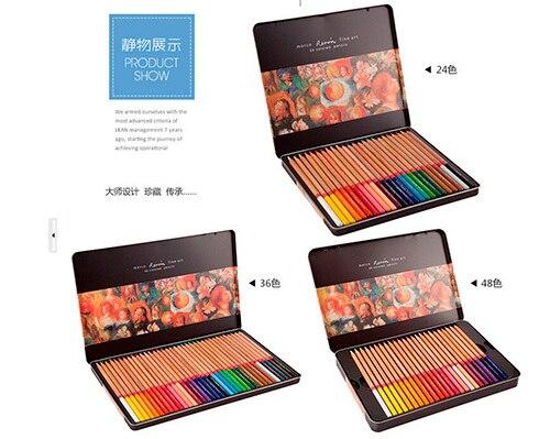 3100 profesional Color lápices para colorear Secret Garden y el ...