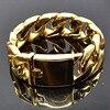 צמיד גורמט מכסף לגברים - gold - 22-%d7%a1
