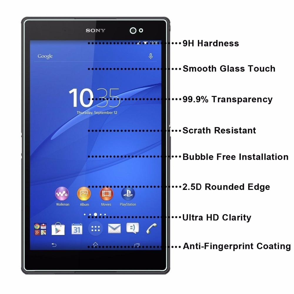 Película protectora para Sony Xperia Z3 Tablet Protector de pantalla - Accesorios para tablets - foto 3