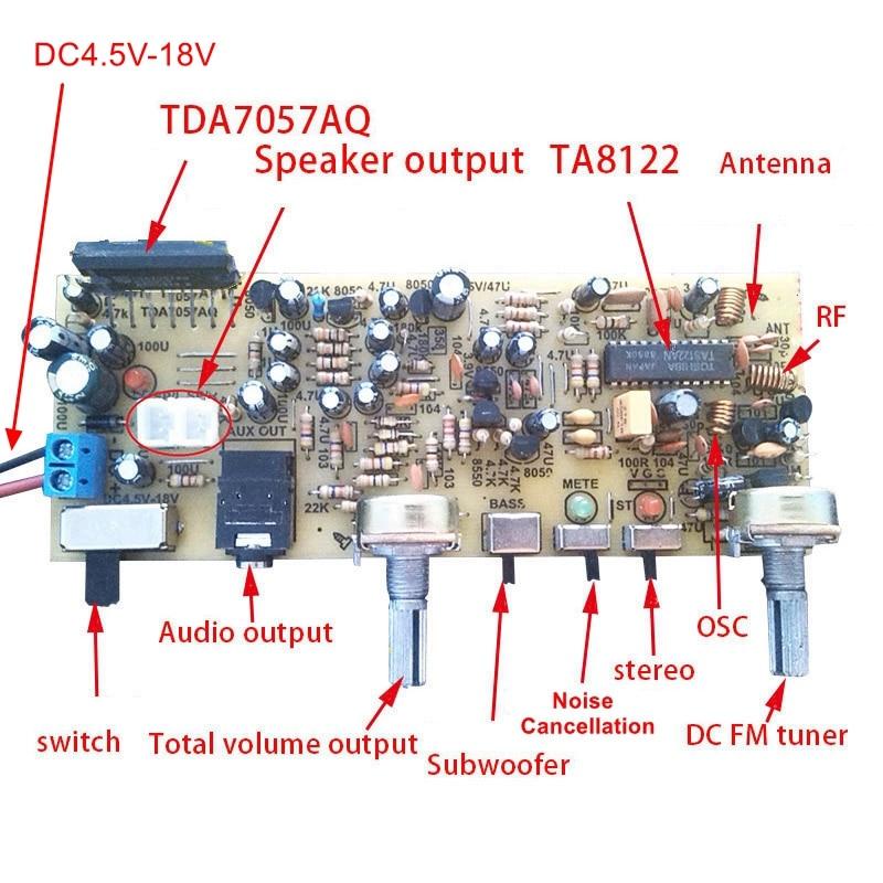 WHFMB-TA8122
