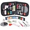 70Pcs/Set Portable Travel Sewing Box/Quilting Box