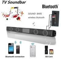 2/4 Way Wireless Speaker Bluetooth Soundbar Speaker TV Sound Bar Home Theater Soundbar Speakers