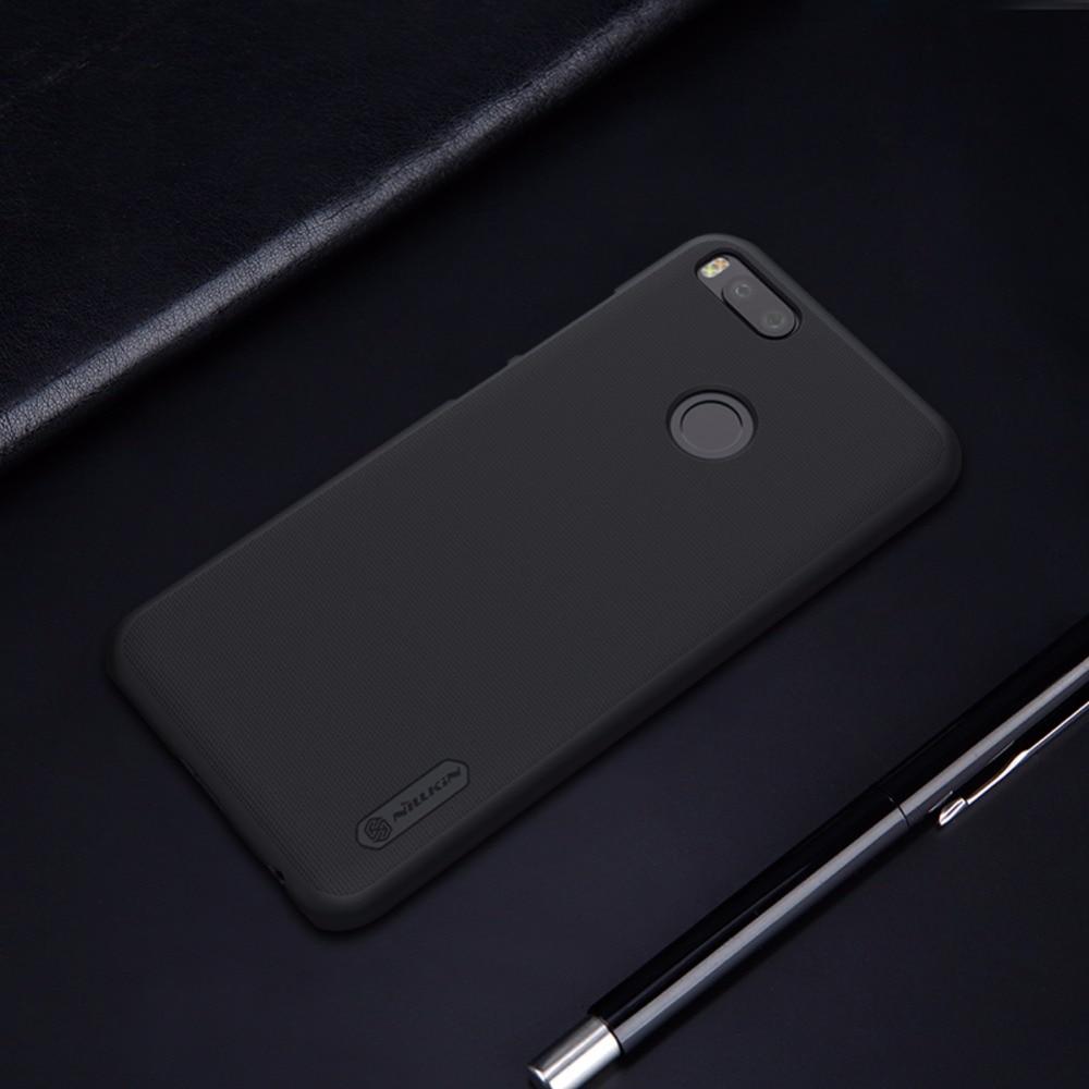 xiaomi mia1 Case բնօրինակը NILLKIN Super Frosted Shield Back - Բջջային հեռախոսի պարագաներ և պահեստամասեր - Լուսանկար 3