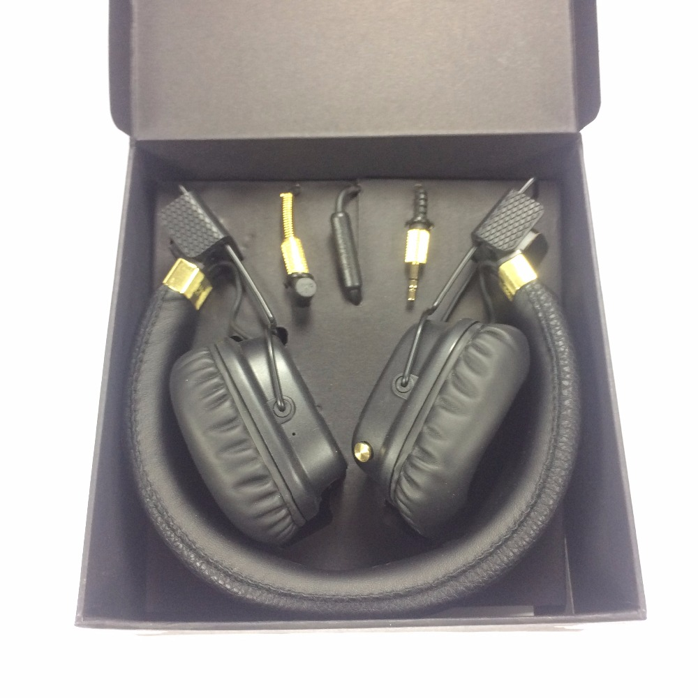 In stock Major II Bluetooth Headphones wireless 2nd major headsets earphones for marshall good quality цена