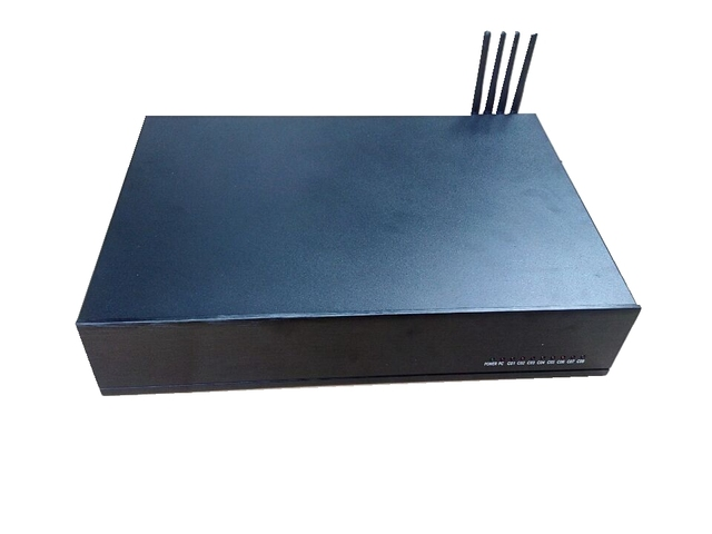 GSM Wireless PABX factory VinTelecom TP832 PBX Phone system with ...