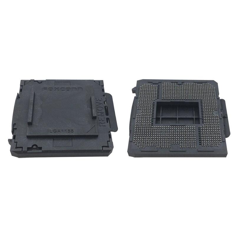 Image 3 - Original New LGA1155 LGA 1155 CPU Motherboard Mainboard Soldering BGA Socket with Tin Balls PC DIY Kit-in Plug & Connectors from Consumer Electronics