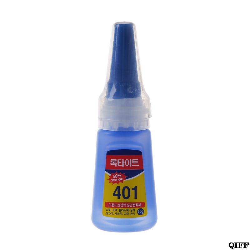 401 Glue Special For Bow And Arrow Fast-drying Mucilage Quick Bonding Dehydration Super Instant Shoes Repair Adhesive APR28